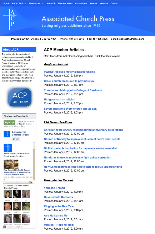 ACP News